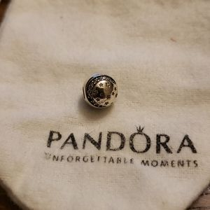 Pandora moon and star clip charm